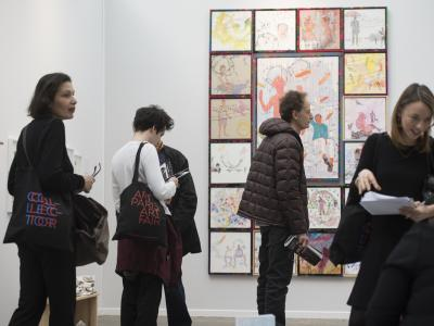 20 years of contemporary art at Art Paris Art Fair