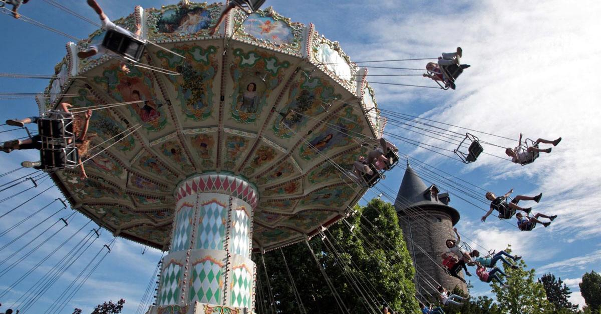 The Jardin D Acclimatation An Essential Family Outing Platine Hotel