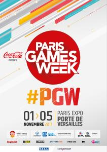 Paris Games Week, celebrating the video game in all its forms
