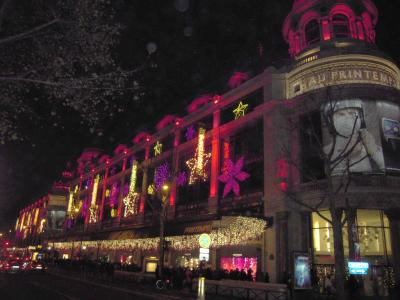 Displays and Christmas lights - essential festive outings