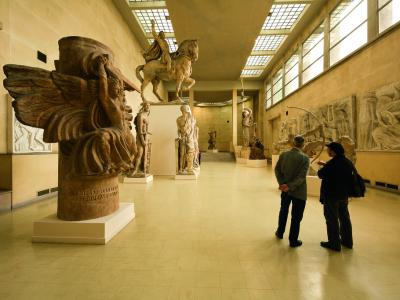 A visit to the Bourdelle Museum